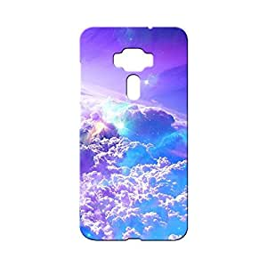 BLUEDIO Designer Printed Back case cover for Asus Zenfone 3 - G7022