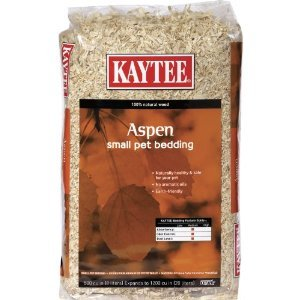 Cheap Kaytee Aspen Bedding for Pets, 1200 Cubic Inch (AP-B0002AQMKK)