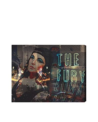 Oliver Gal The Fury Canvas Art