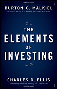 "Cover of ""The Elements of Investing"""