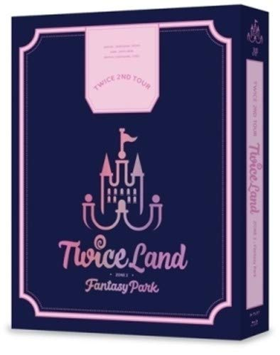 Blu-ray : Twice 2nd Tour Twiceland Zone 2: Fantasy Park (2 Discos)