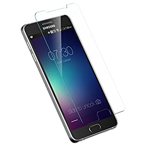 Note 5 Screen Protector, JETech® Premium Tempered Glass Screen Protector Film for Samsung Galaxy Note 5