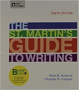 Handbook of technical writing 9th edition pdf