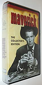 Maverick starring James Garner: The Jail at Junction Flats and The Rivals