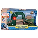 Thomas & Friends Wooden Railway - Search and Rescue Sling Bridge