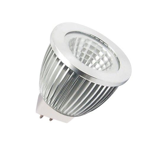 Lohas® 6W Mr16 12V Dc Ultramodern Led High Power Cob Spotlight Lamp Bulb Cool White