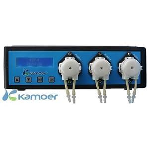 Deepwater Aquatics KSP-F03A Kamoer 3-Channel Aquarium Dosing Pump