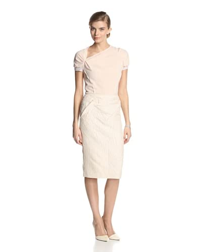 Nina Ricci Women's Jacquard Lurex Skirt
