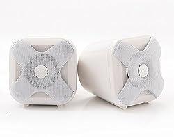 Enter USB 2.0 Speaker White E-S285W
