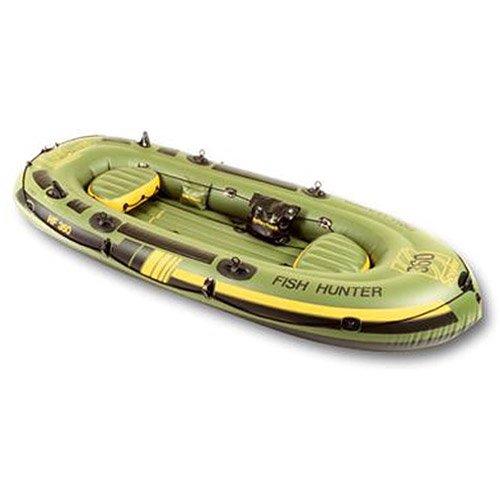 Fishlander rafts sevylor fish hunter 360 6 person 12 for Sevylor fish hunter 360