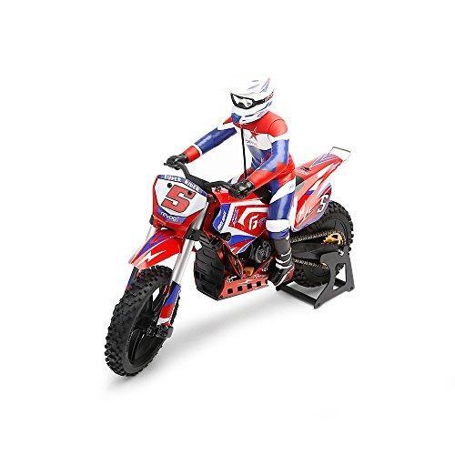 Skyrc SR4 1/4 Scale Super Rider 2.4G RC Vélo Moto avec moteur brushless + ESC + Télécommande - Orange