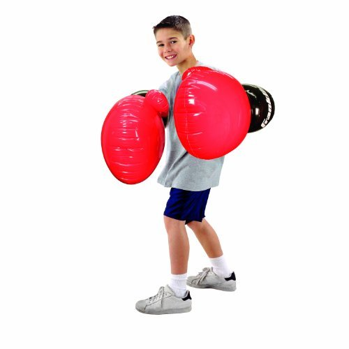 Franklin Sports Future Champs Mega Sized Inflatable Boxing Gloves Size: Standard Toy, Kids, Play, Children front-760705
