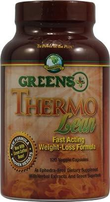 buy Greens Plus Thermolean -- 120 Vegetarian Capsules