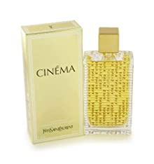 Cinema By Yves Saint Laurent For Women Eau De Parfum Spray 1.2 Oz