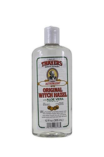 Thayers Witch Hazel with Aloe Vera Original - 12 fl oz