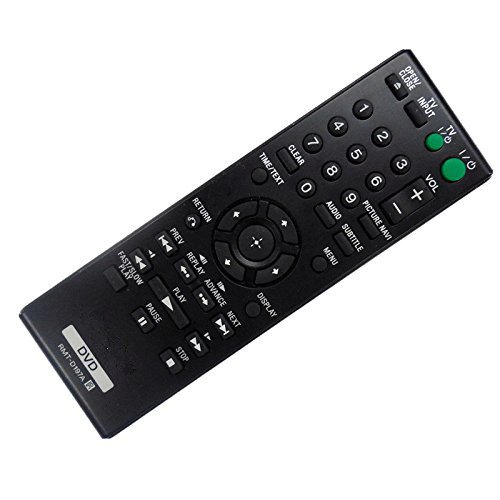Neohomesales New OEM Sony RMT-D197A 148943011 Remote Control for SONY DVPSR201P DVPSR210P DVPSR405P DVP-SR500H DVP-SR500WM DVPSR510H CD DVD Player (Sony Cd Player Remote compare prices)