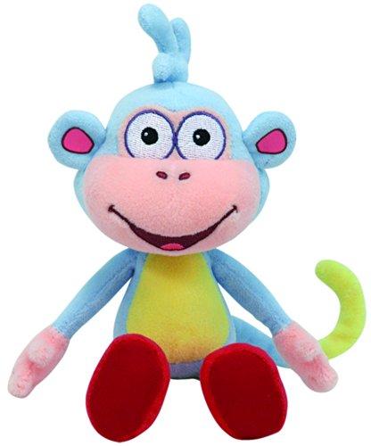 Ty Beanie Baby Boots Dora's Monkey - 1