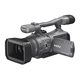 Sony HDR-FX7 3-CMOS Sensor HDV High-Definition Handycam Camcorder with 20x Optical Zoom