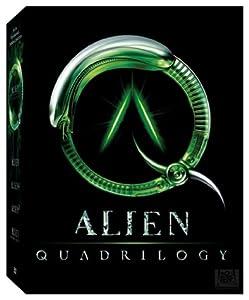 """Cover of """"Alien Quadrilogy (Alien/ Aliens..."""