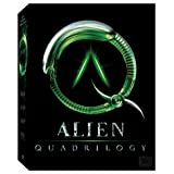 Alien Quadrilogy (Alien / Aliens / Alien 3 / Alien Resurrection) ~ Sigourney Weaver