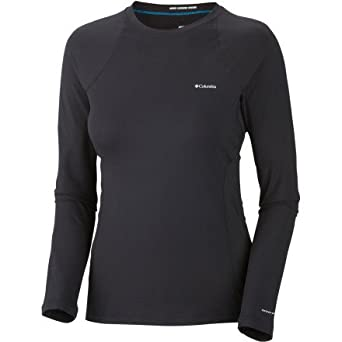Columbia AL6554 Ladies Ladies Coolest Cool Long Sleeve Top by Columbia