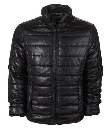 Aeropostale Mens/Juniors Puffer Jacket in Black - New Season (Large)
