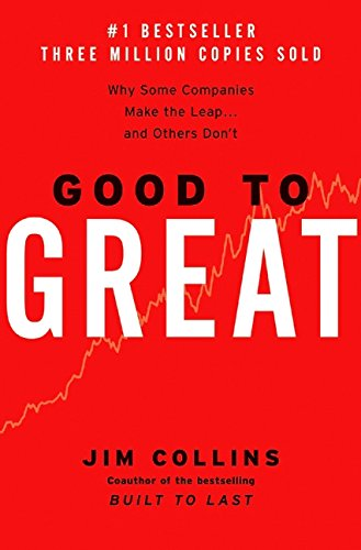 Good to Great: Why Some Companies Make the Leap and Others Don't (Good To Great 2001 compare prices)