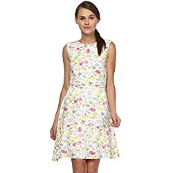 Annapoliss Women's Dresses (ANWDR02_Multi Color_X-Small)