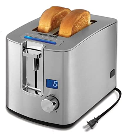 Black & Decker TR1280S 2 Slice Pop-Up-Toaster