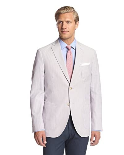 JKT New York Men's Bond Striped Sportcoat