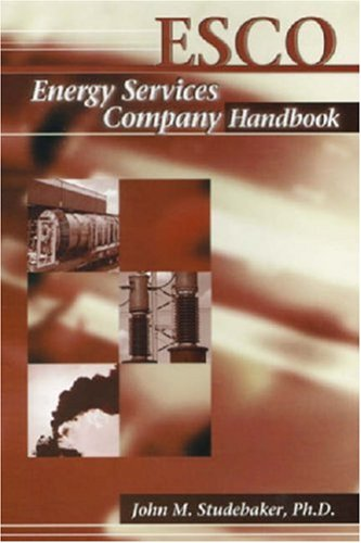 ESCO: The Energy Services Company Handbook
