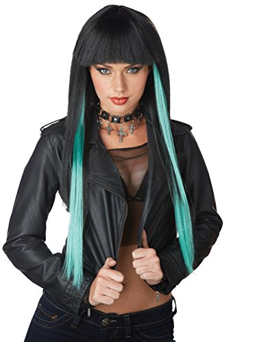 California Costumes Women's Chopstix Wig Sexy Anime Lolita Space Alien