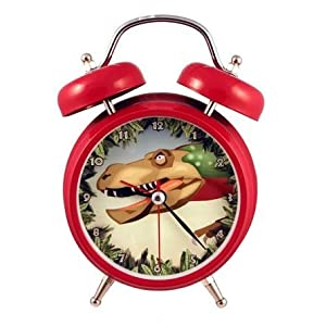 T Rex Talking Alarm Clock