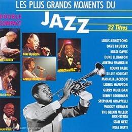 Les Plus Grands Moments Du Jazz [Import anglais]