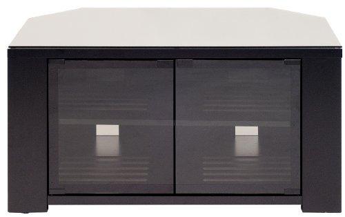 Optimum Satin Black Edge 850 TV Cabinet