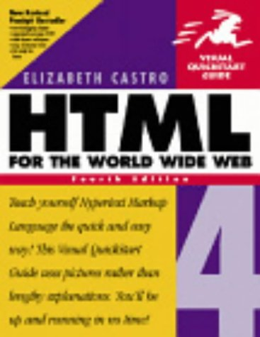 HTML 4 for the World Wide Web, Fourth Edition