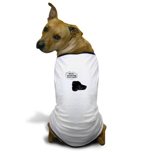 Cafepress Not The Dog House Again Dog T-Shirt - 2Xl White [Misc.]