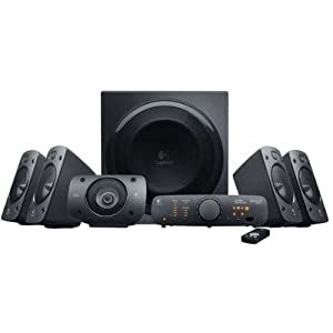 Logitech Z906 5.1 Multimedia Home Theatre Speaker AT Rs 23250 from Amazon