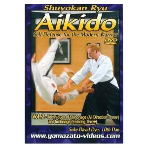 Shuyokan Ryu Aikido III movie
