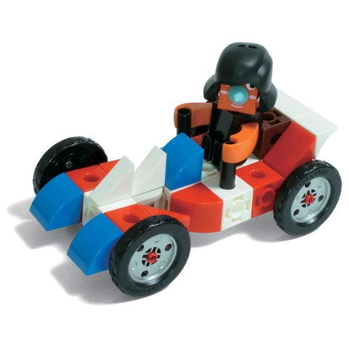 GIGO BLOCKS - Space Adventure Mini: Sarah & Supercar - 1
