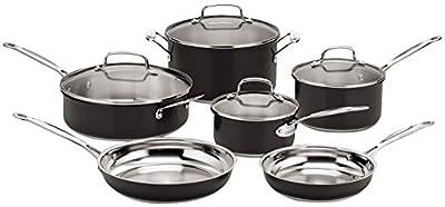 Cuisinart Cookware Set - 10 pc