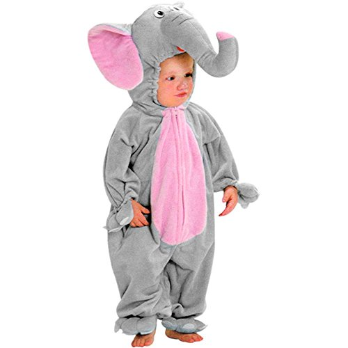 Child Elephant Costume Small 6-8