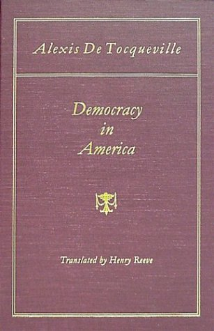 democracy in america essay democracy in america tocqueville essay question