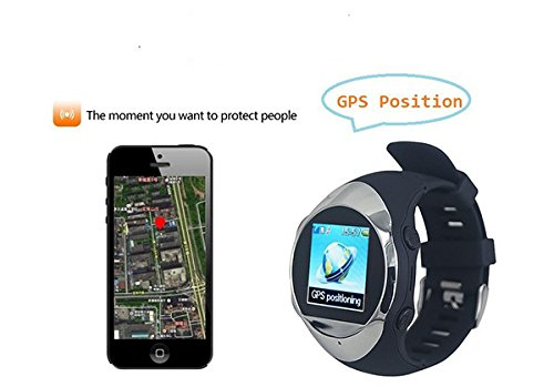 zgpax pg88 smartwatch montre intelligente de plein air avec gps location sos pr venir la perte. Black Bedroom Furniture Sets. Home Design Ideas