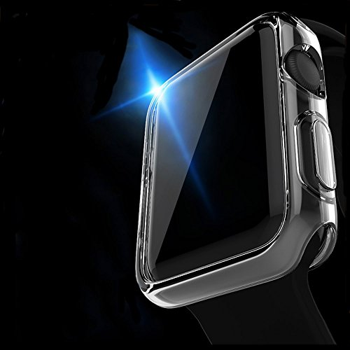 Apple-Watch-Case-Misxi-Apple-Watch-TPU-Screen-Protector-All-around-Protective-03mm-ultra-thin-Case-for-iWatch-All-Models-Apple-watch-case