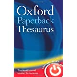 "Oxford Paperback Thesaurusvon ""Maurice Waite"""