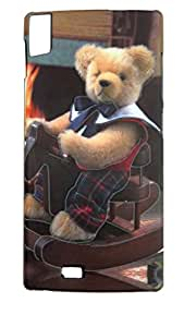 """Techno TrendZ ( TM ) New Latest Luxury Premium Imported Designer Printed Radium Dark """" Night Glow """" 3D Touch Feel Hard Back Case Cover Guard for Gionee Elife S5.5"""