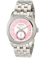 Special Price Armand Nicolet Women's 9155A-AS-M9150 M03 Classic Automatic Stainless-Steel Watch USA Sale