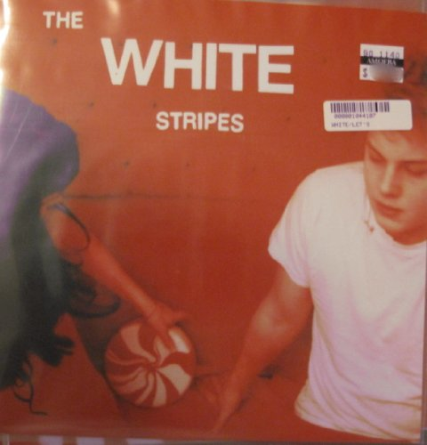 WHITE STRIPES - Let's Shake Hands - 7inch (SP)
