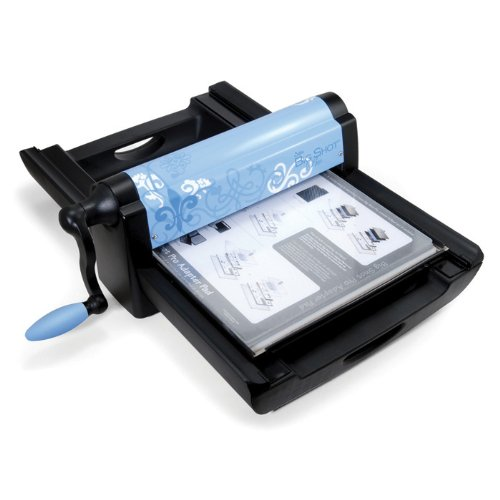Sizzix Big Shot Pro Die Cut Machine By The Package